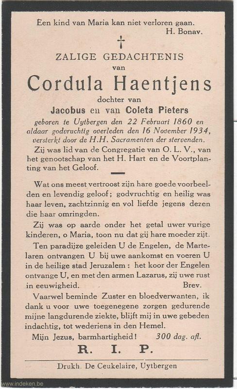 Cordula Haentjens