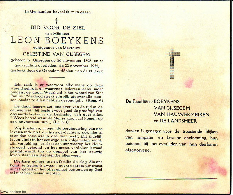 Leon Boeykens