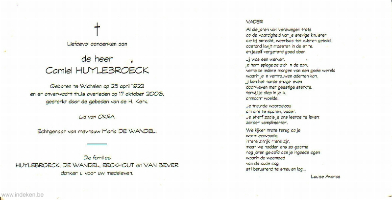 Camiel Huylebroeck