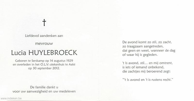 Lucia Huylebroeck