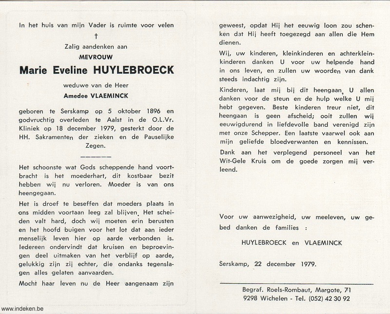 Marie Eveline Huylebroeck