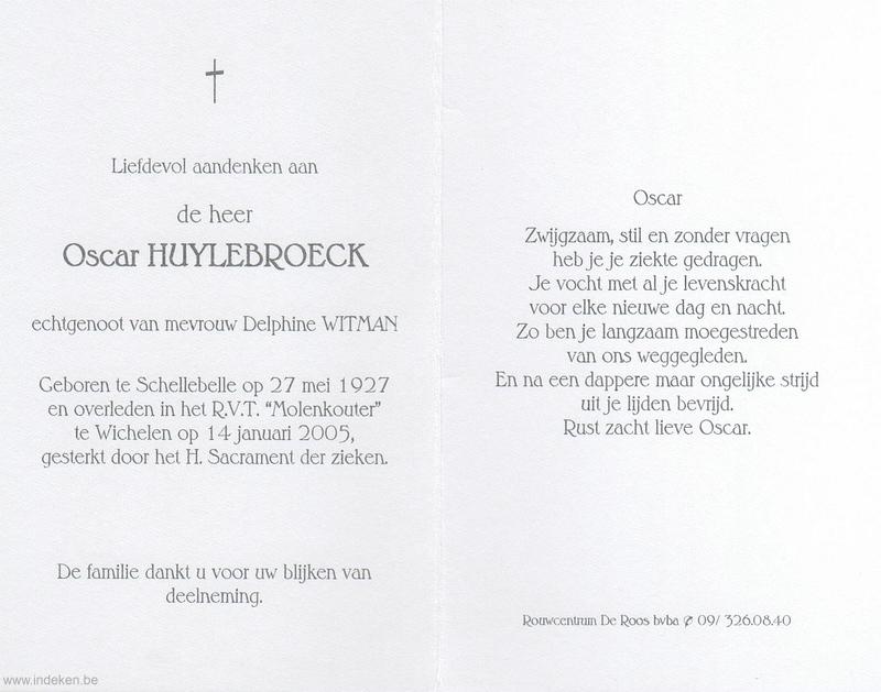 Oscar Huylebroeck